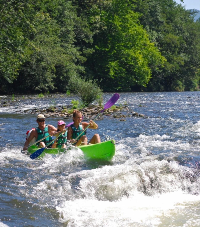 Asvolt - canoe kayak