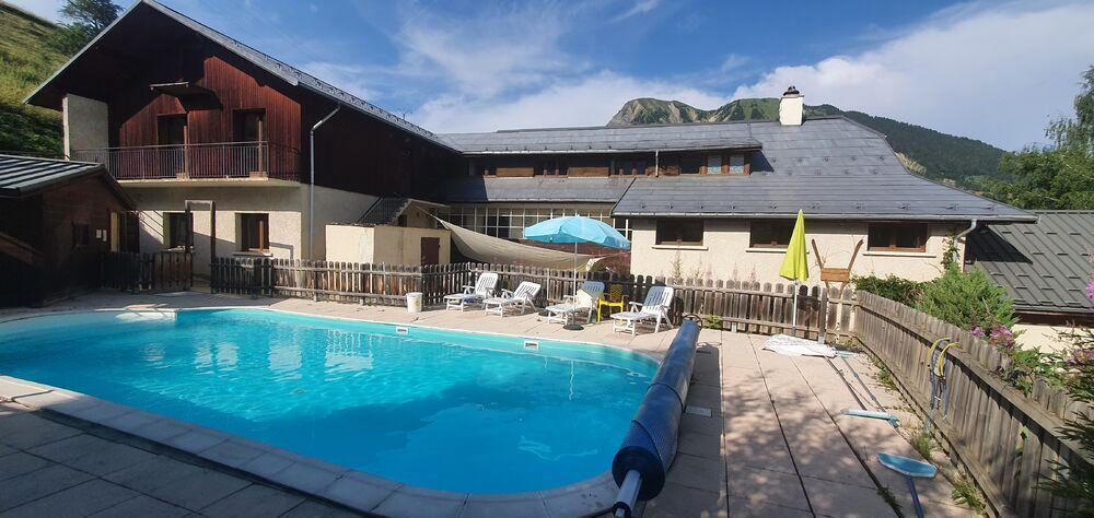 piscine Clos d'ornon
