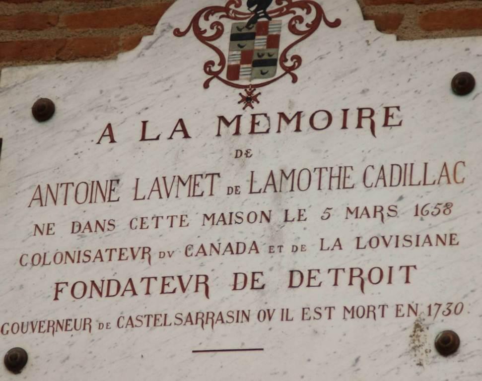 Musée Lamothe Cadillac