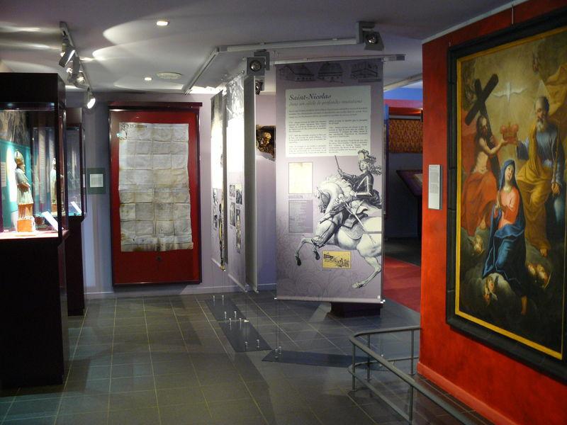 Musée d'Art Sacré de Saint Nicolas de Véroce