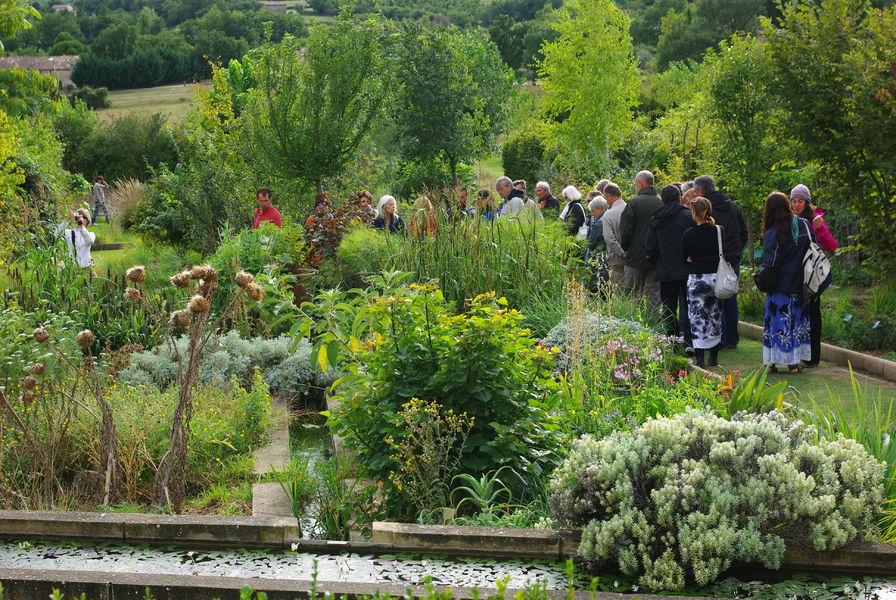 Jardins des Temps Moderne