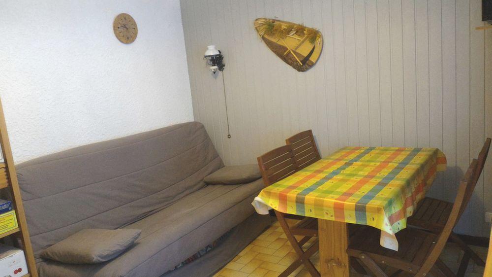 Appartement «J07» dans résidence – 1 chambre – Le Yeti Immo.