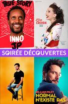 Soirée découverte n° 1 - Festival des Humoristes - Tournon-sur-Rhône