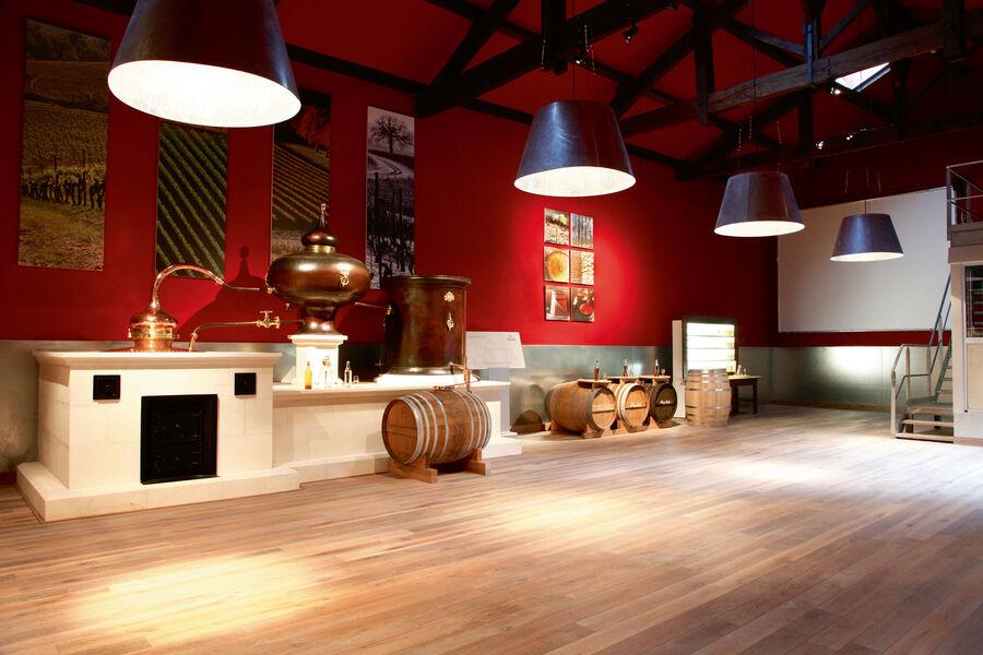 Chais Centaure Cognac Rémy Martin