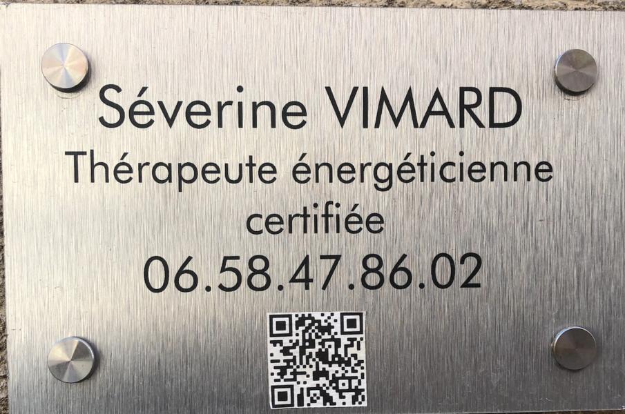 Séverine Vimard - Thérapeute énergéticienne - Sophie Delsanti
