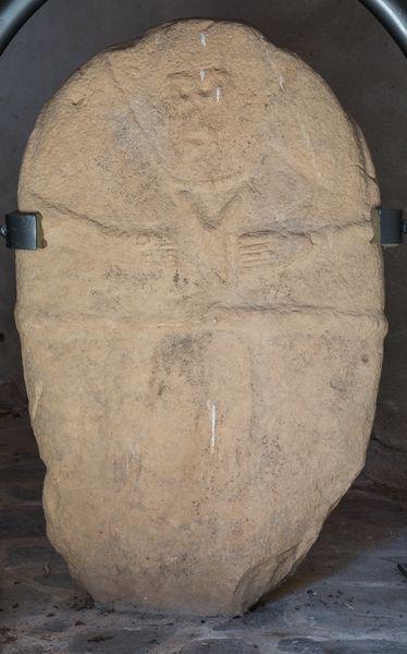 Statues menhirs de Miolles