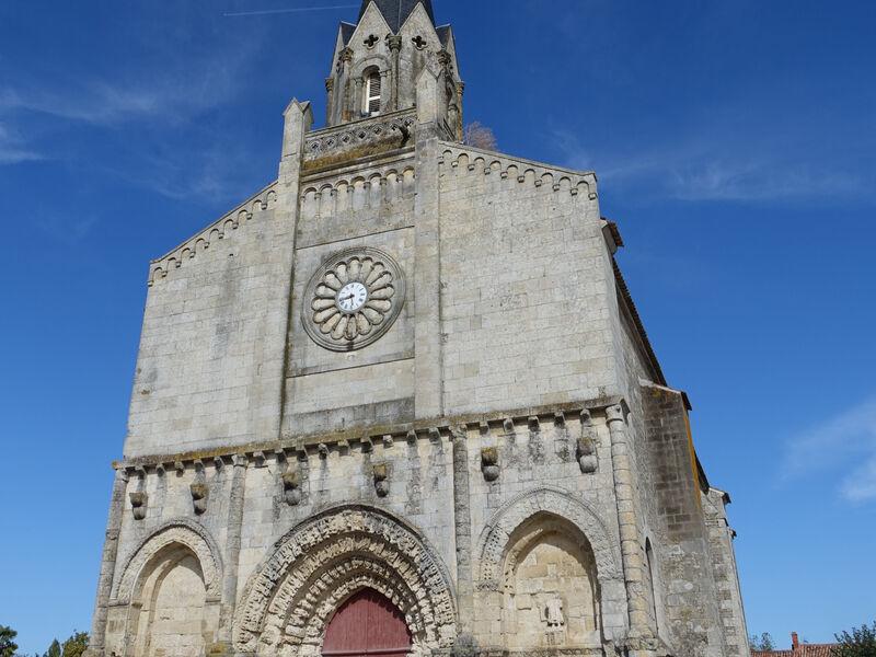 Eglise de Maillé