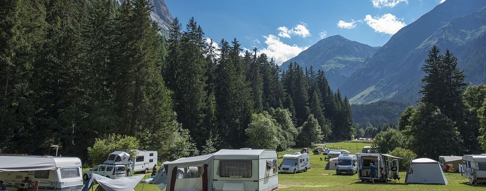 Camping Le Chamois