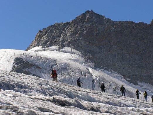 Découverte des Glaciers - Au Chalet du Guide