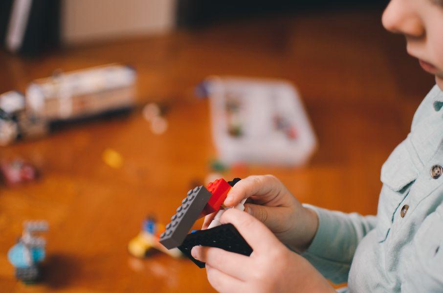 Construire en Lego