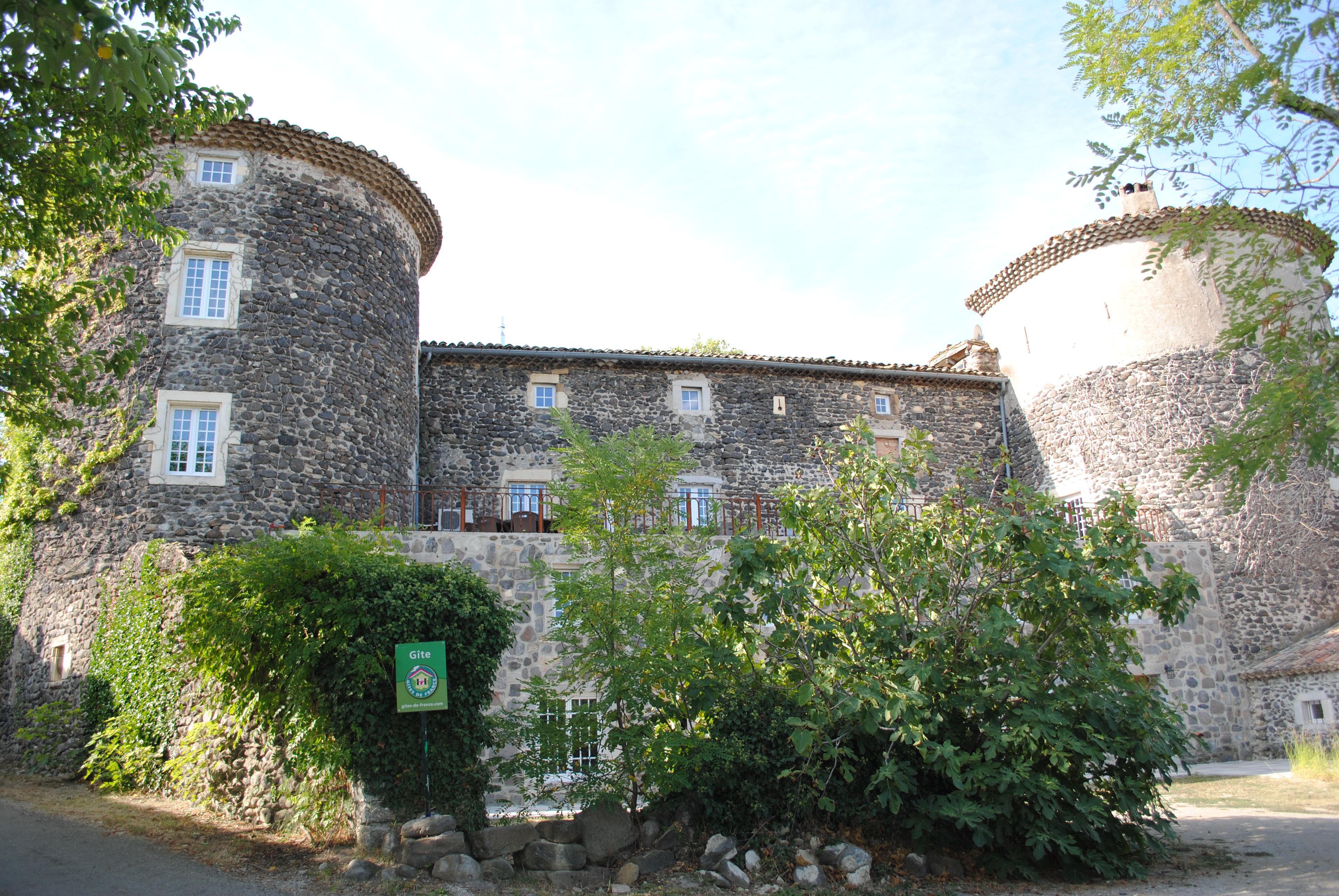 Château de Mauras : Gîte Pavillon