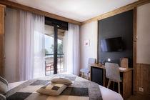 chambre double balcon lac
