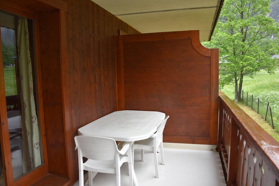 La Ferme de Pralognan Appt 12/terrasse