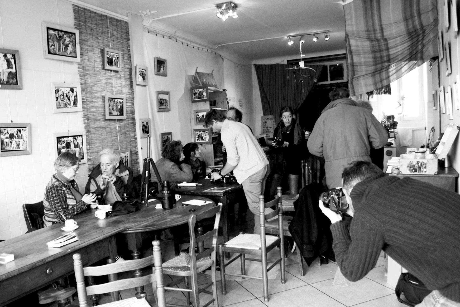Rendez-vous futés ! : Réunion du Club photographie du Pays de Vernoux