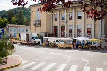 Petit marché primeur - Vals-les-Bains