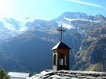 clocher avec vue sur le mont pourri