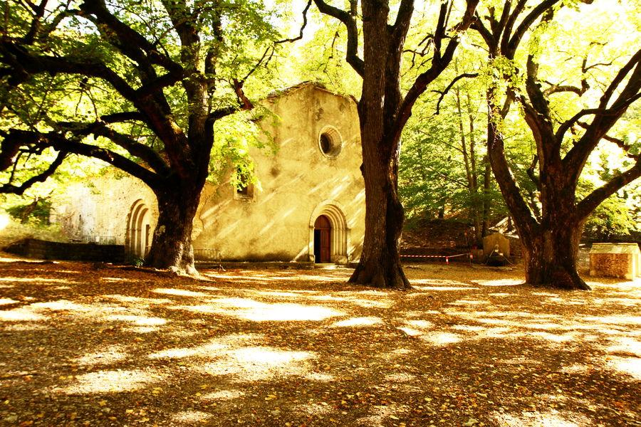 Sentier pédestre - Notre Dame de Lure