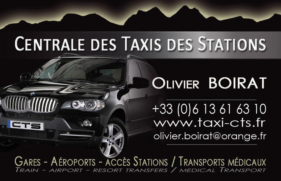 Olivier Boirat Centrale de Taxis des Stations