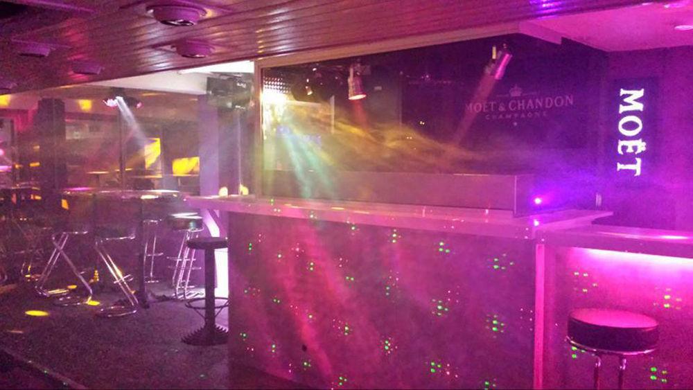 Le Purple night-club