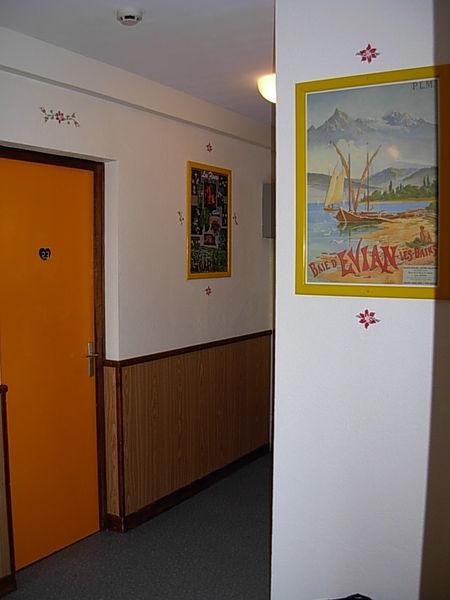 Couloir chambre