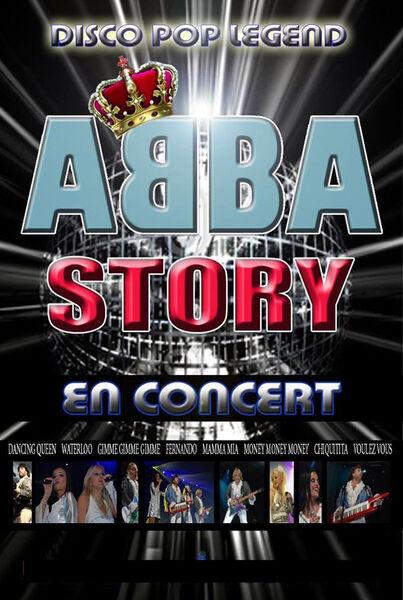 Concert ABBA Story