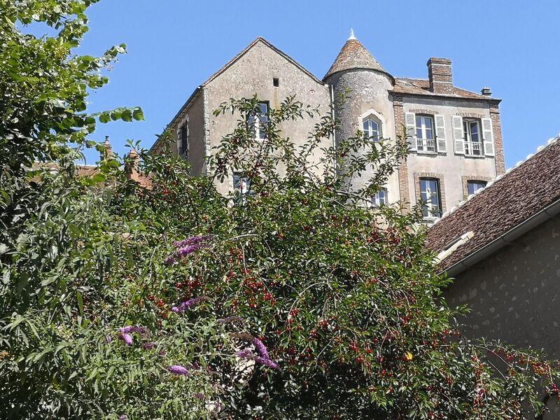 mini tour château-landon