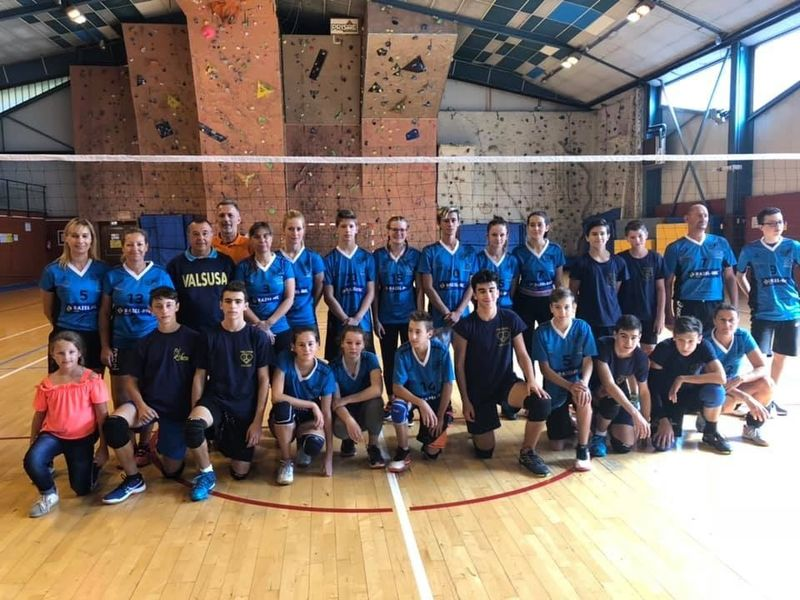 sms volley - photo