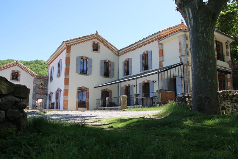 Gîtes à Privas en Ardèche Buissonnière. : Domaine de Chabanet - Gîte Ordetcho