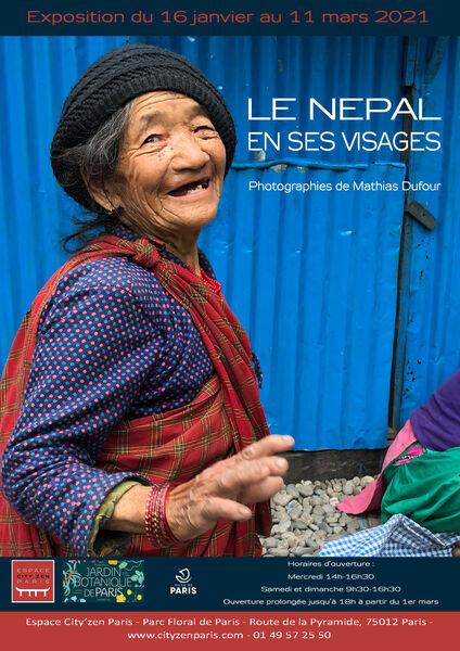 """Exposition """"Le Népal en ses visages"""""""