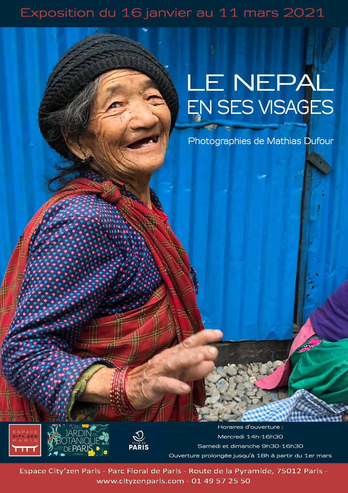 Exposition Le Népal en ses visages