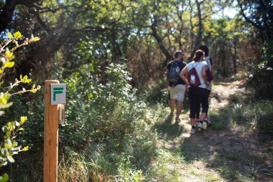 Sentier de randonnée Boissouteyrand