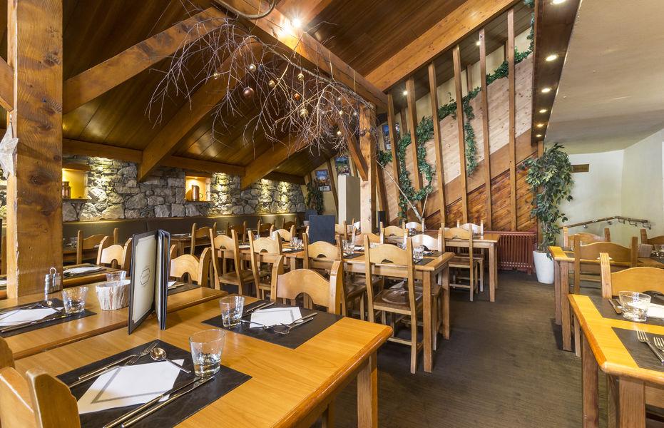 restaurant Belambra HOTEL  Cachette