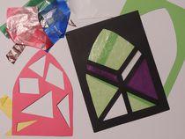 Atelier groupes : Autour du vitrail