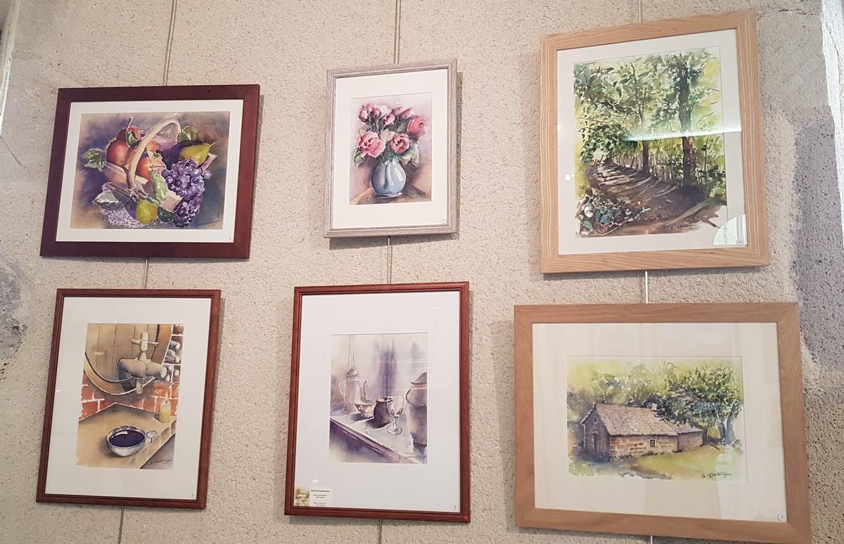 Exposition des artistes Vicois