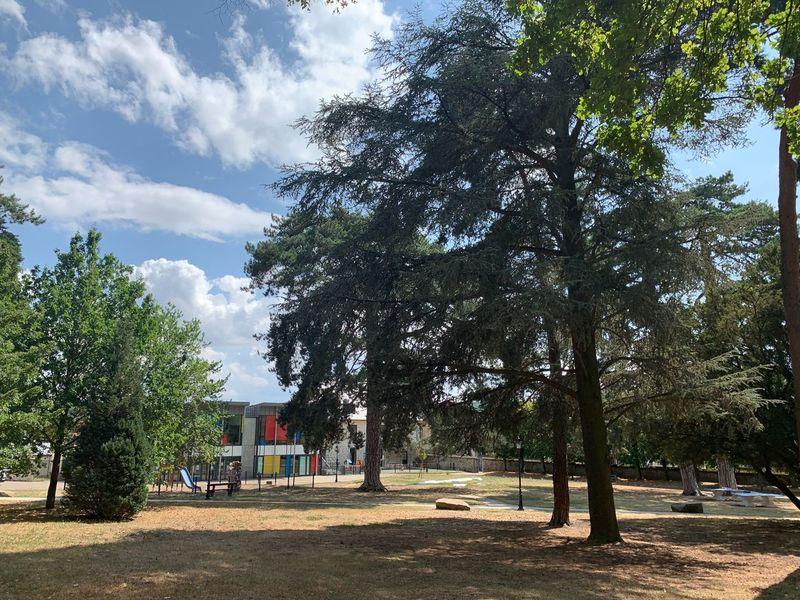 Parc François Mitterrand