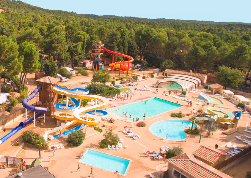 Camping le Beauregard - Mornas