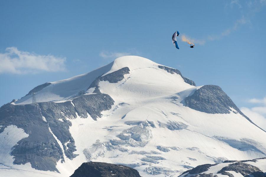 Glacier de Grande Motte