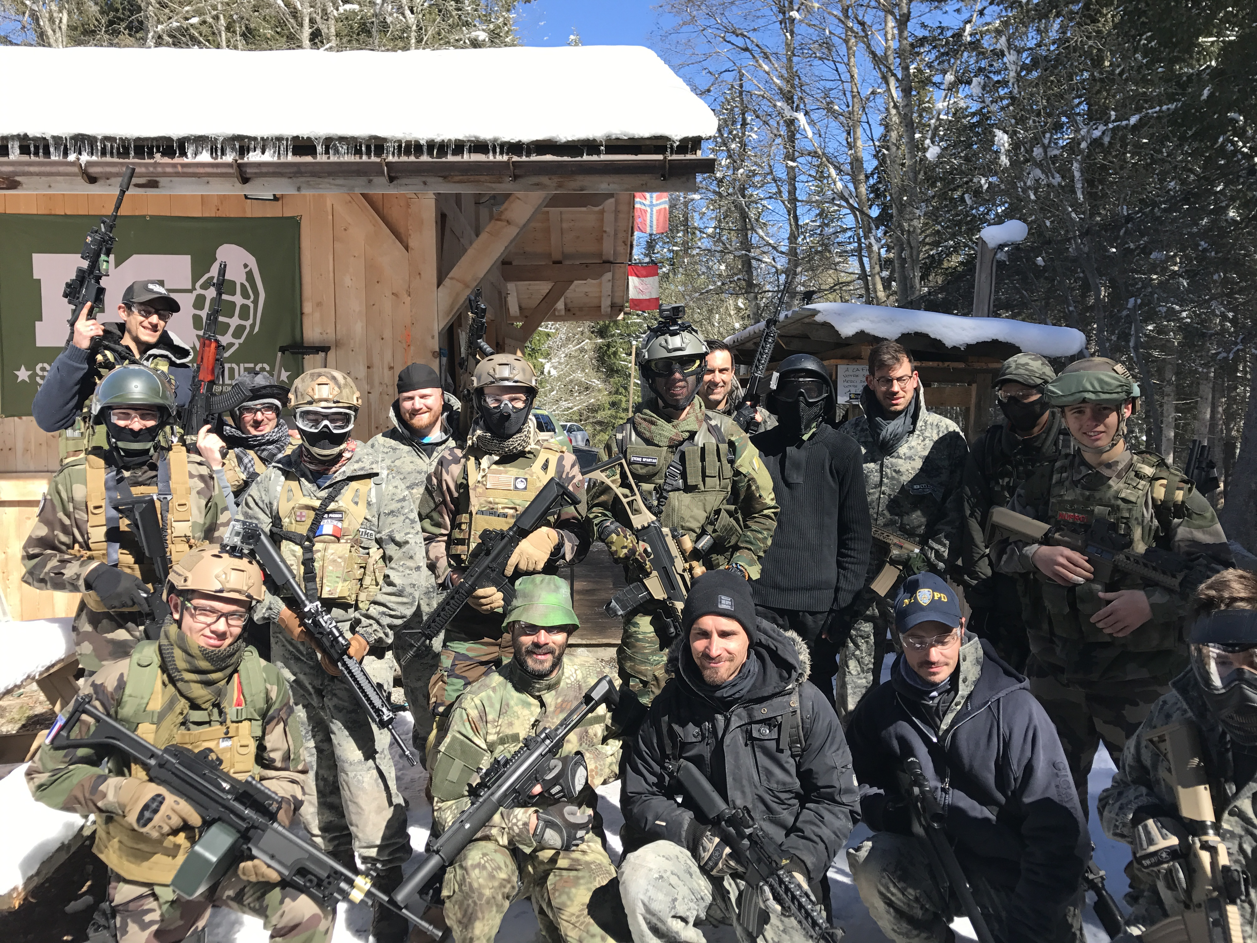 airsoft hiver