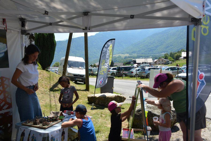 Laetitia Léonard, Guide du Patrimoine Savoie Mont Blanc