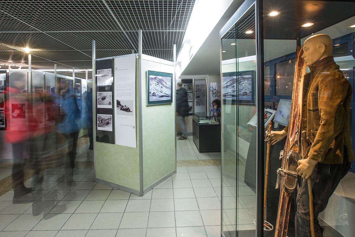 Visite commentée du musée de l'Oisans