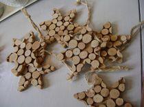 Décorations en bois - @OTlaMeije