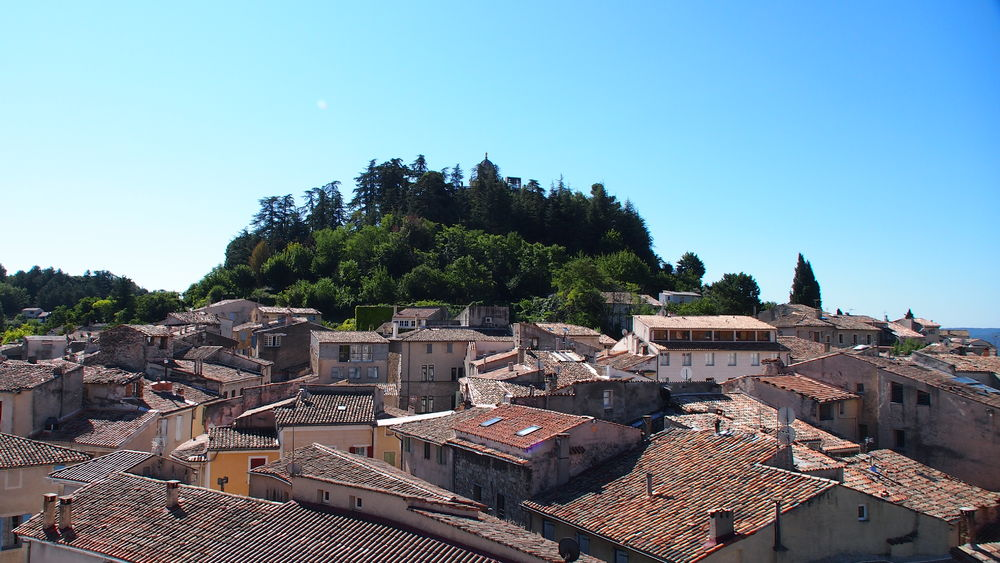vue de Forcalquier