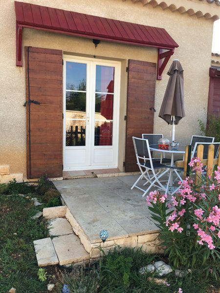 Le clos des gites Les Cigales Châteauneuf-Val-Saint-Donat
