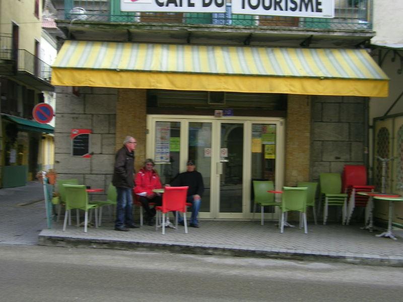 Café le Tourisme