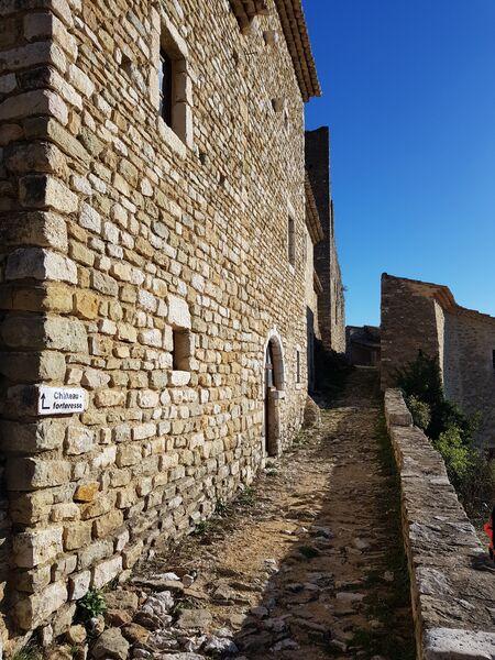 Château de Saint-Montan