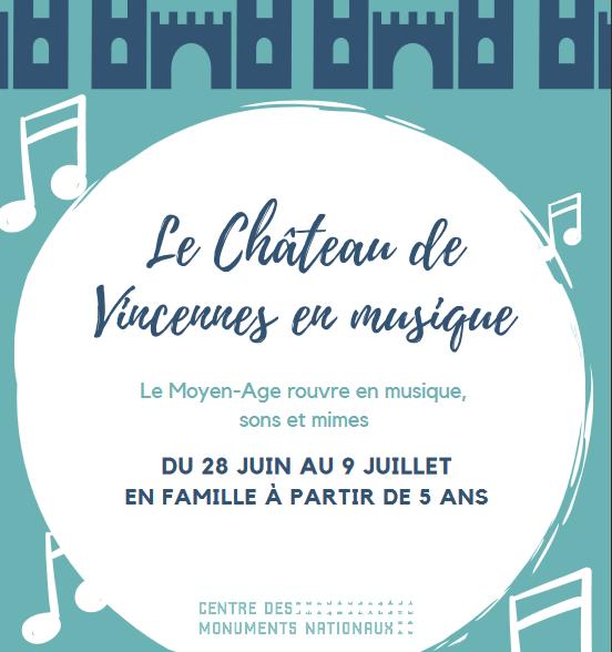 Le Château en musique