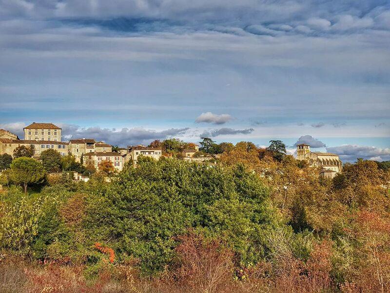 Montpezat-de-Quercy, cité médiévale