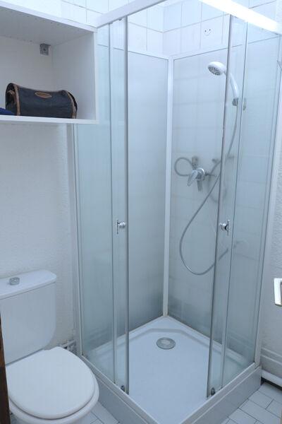 Toute les chambres sont équipé de salle de bain
