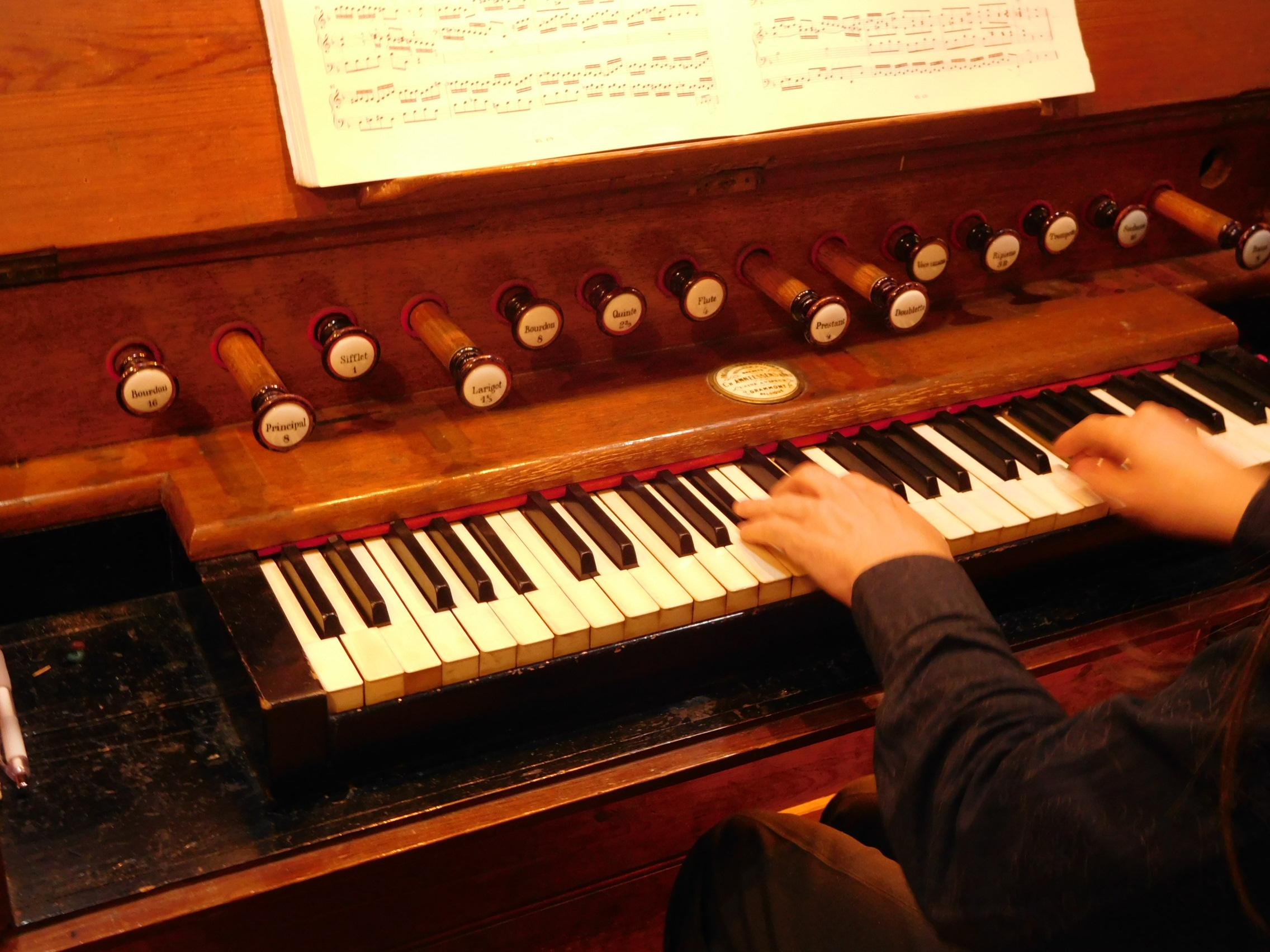 Concert au Temple