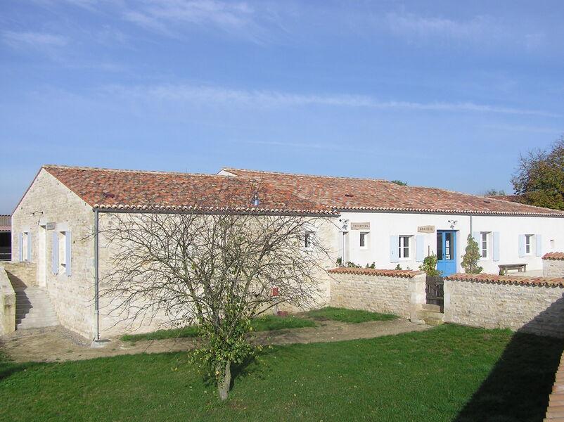 Asinerie du Baudet du Poitou
